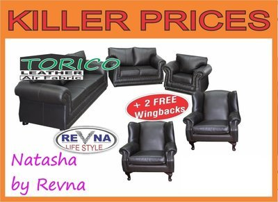 Natasha  by Revna Lounge Suite with Trade-Inn