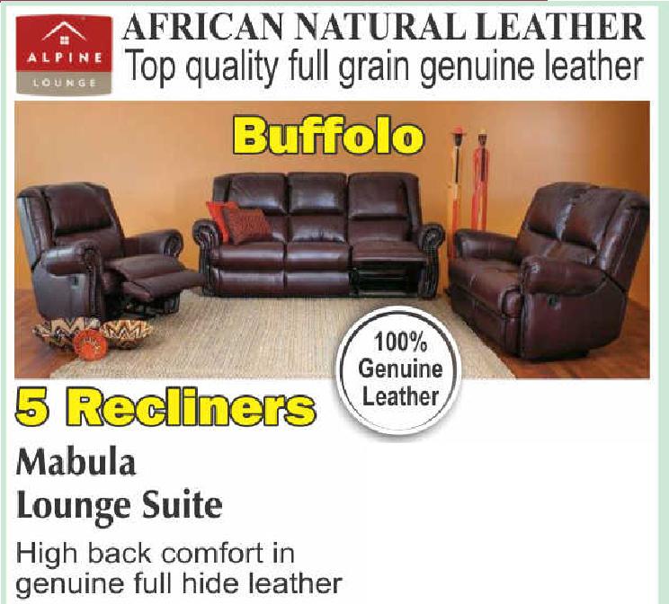 Mabula Lounge Suite with Trade-Inn