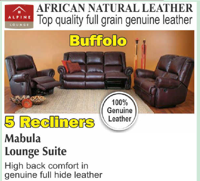 Mabula Lounge Suite with Trade-Inn