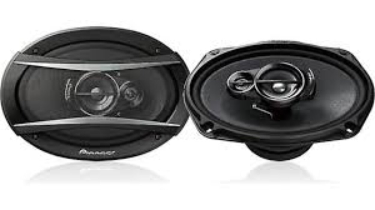 "Pioneer TS-A1676S 320W 6"" speakers"