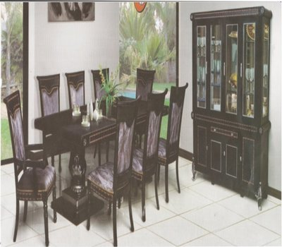 11 Piece Armani Diningroom Suite With Trade In