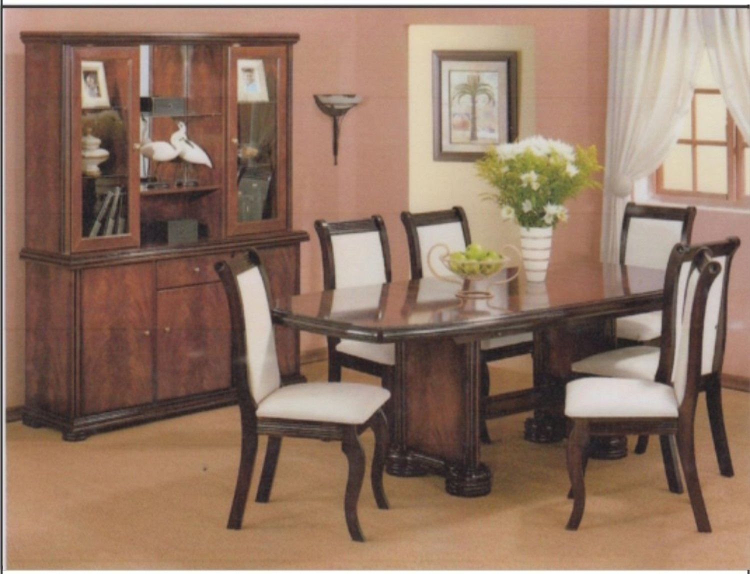 10 Piece Borocca Dining Room Suite