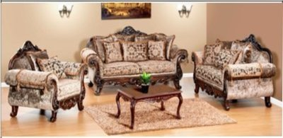 R 29888 vat incl 3 Piece Florence Lounge Suite with Trade-Inn