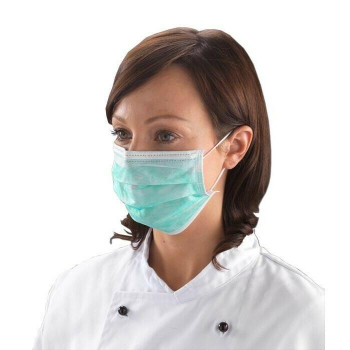 Surgical Face Masks - TGA Approved