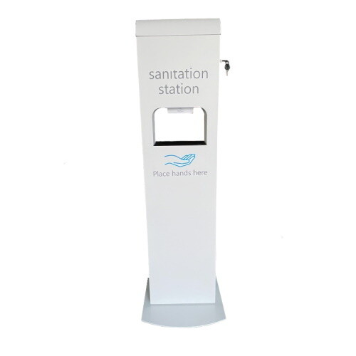 2 WAY TOUCH-FREE SANITATION STATION BULK REFILL