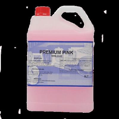 PREMIUM PINK HAND SOAP 5L \ 25L