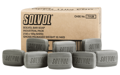 SOLVOL INDUSTRIAL HAND SOAP TABLETS