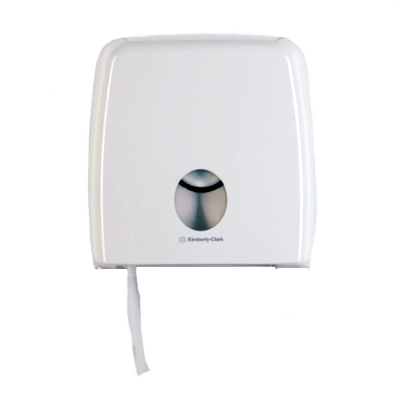 AQUARIUS JUMBO TOILET ROLL DISPENSER 70260