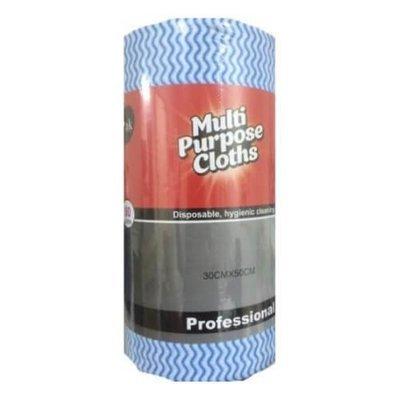 PAK MULTI PURPOSE PROFESSIONAL CLEANING CLOTH 30CM X 50CM