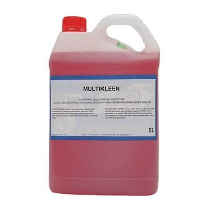 MULTIKLEEN MULTI PURPOSE CLEANER 5L \ 25L