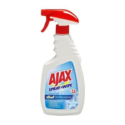 AJAX SPRAY N' WIPE WITH TRIGGER 500ML