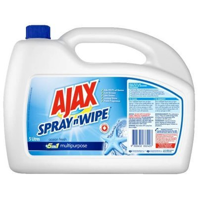 AJAX SPRAY & WIPE 5 LITRES