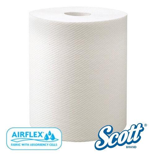 SCOTT 44199 ROLL TOWEL 140M CTN 8