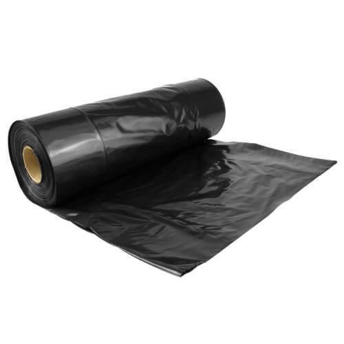 BIN LINER ON A ROLL 80 LITRE BLACK CTN 250