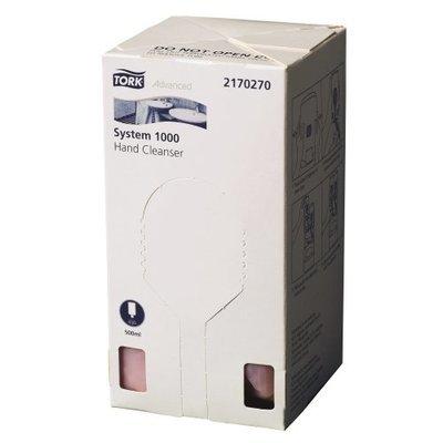 TORK® SYSTEM 1000 HAND CLEANSER CTN 12 CARTRIDGES X 500ML
