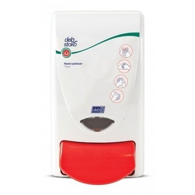 DEB STOKO SANITISE 1LT DISPENSER