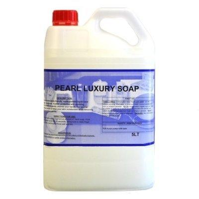 PEARL LUXURY WHITE SOAP 5L \ 25L