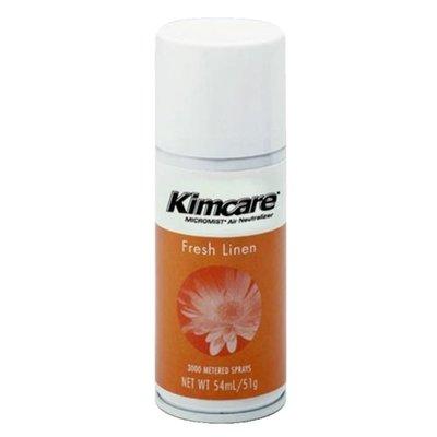 KIMBERLY-CLARK® KIMCARE MICROMIST FRESH LINEN FRAGRANCE REFILL (6890)