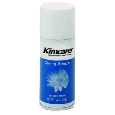 KIMBERLY-CLARK® KIMCARE MICROMIST SPRING BREEZE FRAGRANCE REFILL (6893)