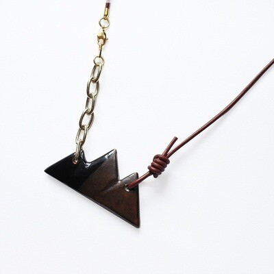 Mountain necklace - Designer Shop, handmade Fashion Accessories, Limited Edition