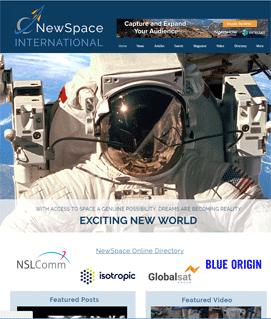 NewSpace Website Leaderboard