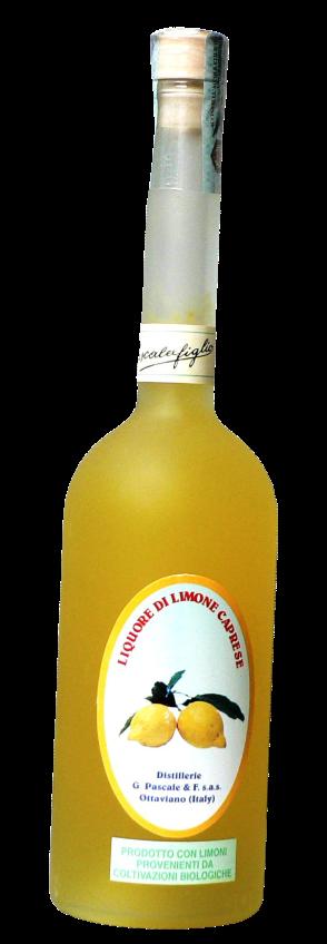LIMONCELLO DEL VESUVIO