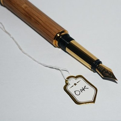 Oak Fountain Pen