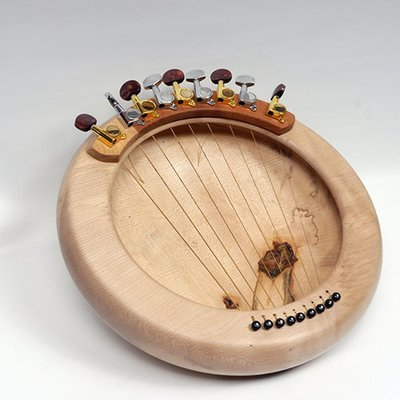 Ash Harp bowl (NOT AVAILABLE NOW)