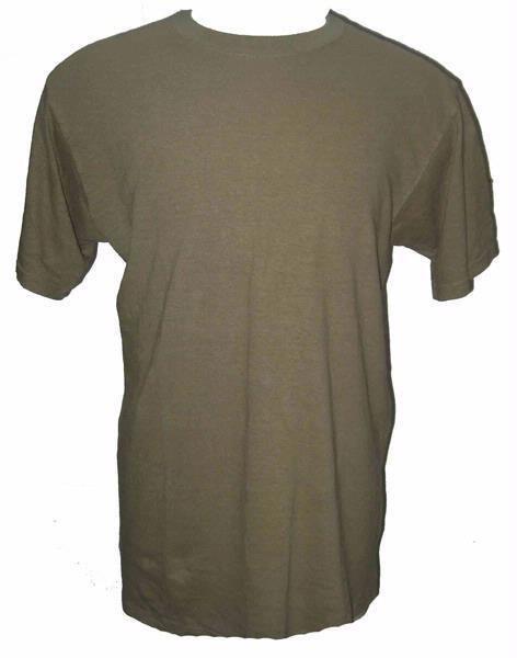 55% Hemp / 45% Organic Cotton T-Shirt 12 Pack (Sage)