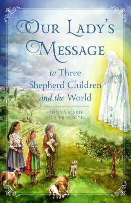 Our Lady's Message to three shepherd children