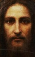 Holy Face Holy Card- My Litany to Jesus