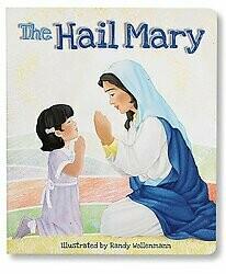 The Hail Mary Board Book