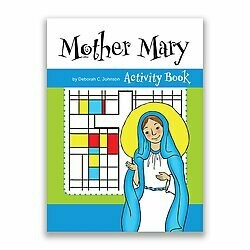 Mother Mary Activity Book