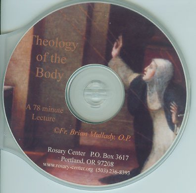 Theology of the Body (1 CD)