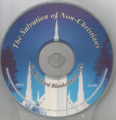 The Salvation of Non-Christians