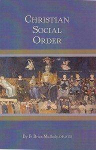 Christian Social Order