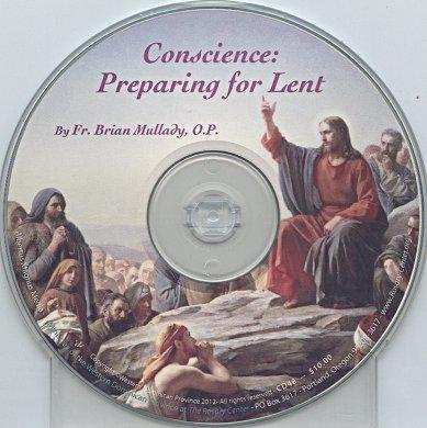 Conscience: Preparing for Lent