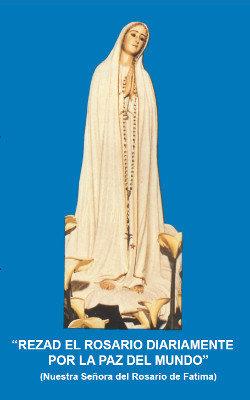 Rezad el Rosario Diariamente (paquetes de 100)