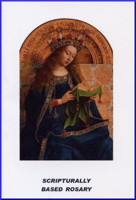 Scripturally Based Rosary - Twenty-Five Pack