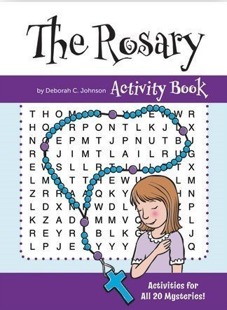 The Rosary Activity Book - 5 Copies