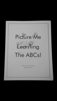 Picture Me Learning the ABCs!  Large Alphabet Cards