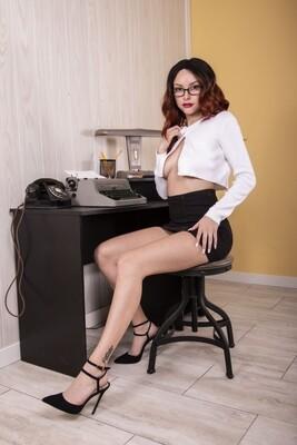 Rachel Hill - Secretary