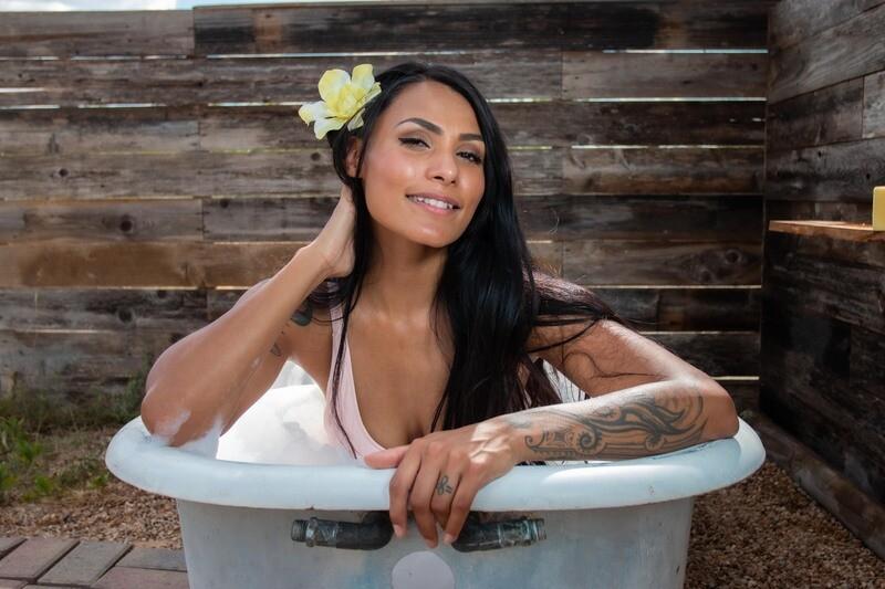 Liz - Bubble Bath Set