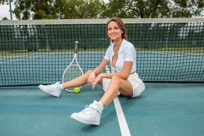Rachel H - Tennis Anyone