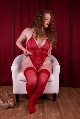 Jeska - Lady in Red 2021