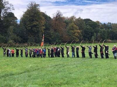 Poulton Hall Estate - Shoot to the Marks - Sunday October 24th 2021