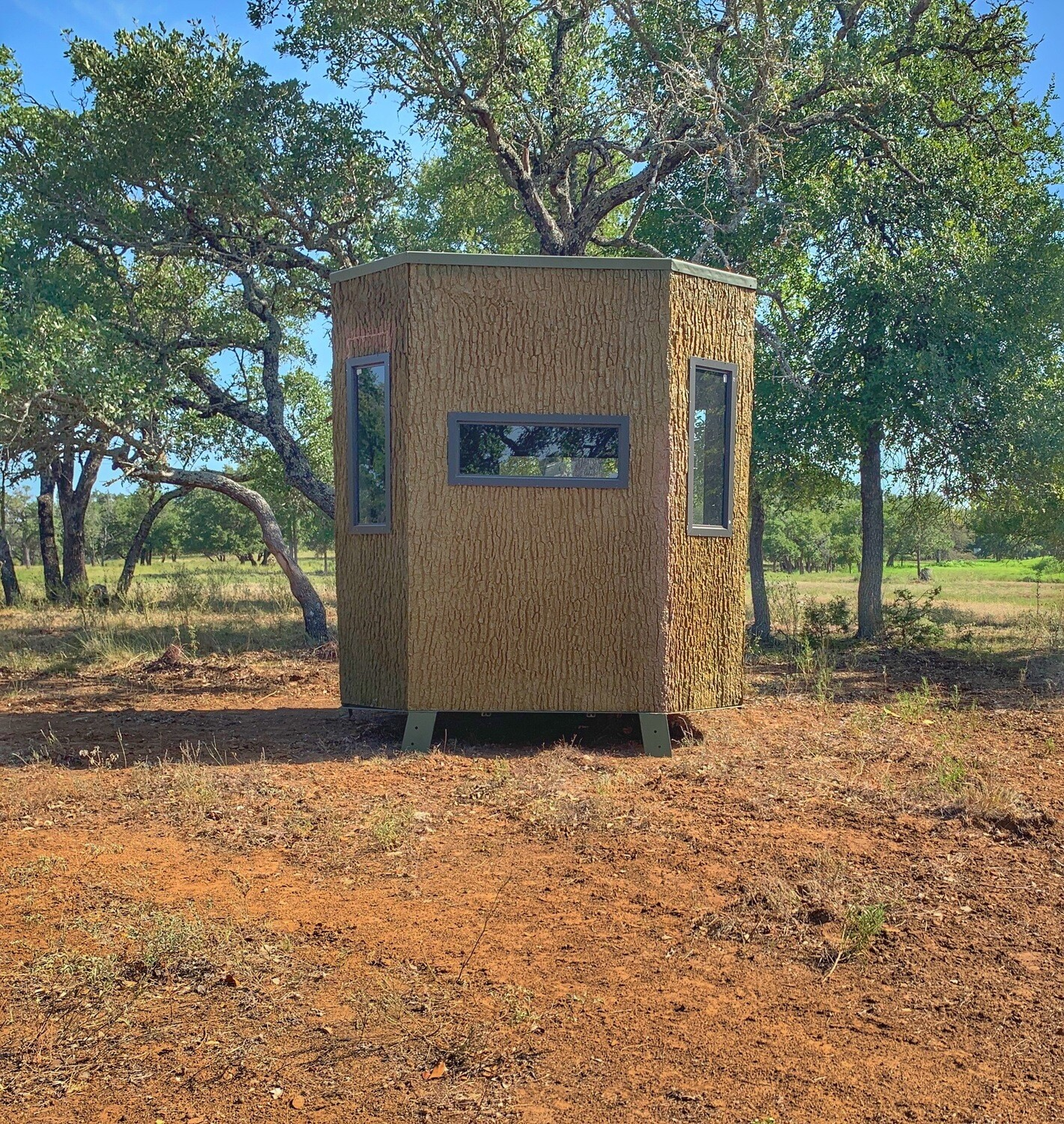 6X6 Snyper Deer Blind