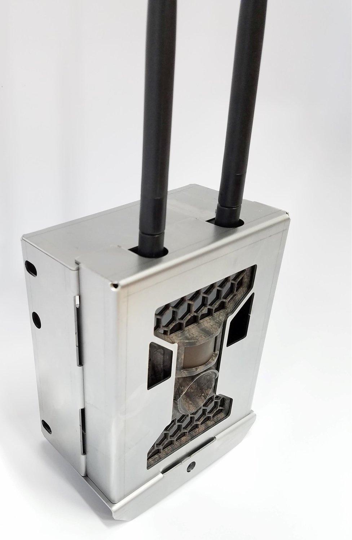 Trail Camera Lock Box for Commander 4G