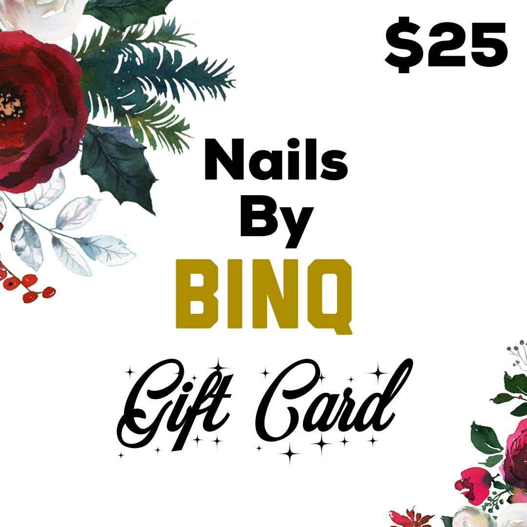 Gift Cards ($25-$175)