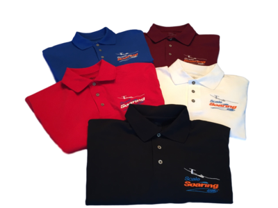 Jerzees Short Sleeve Men's Polo Shirt